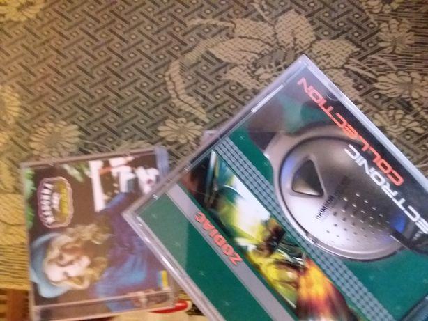 Продам CD-диски