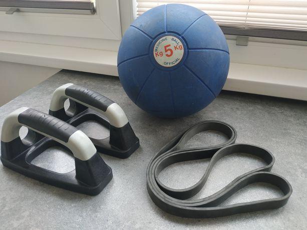 Zestaw fitness siłownia
