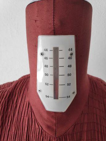Manequim de costura ajustável em tamanho