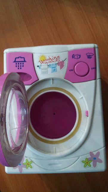 Машинка стиральная игрушка