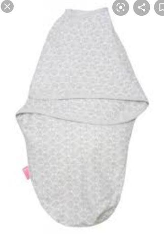 Motherhood otulacz kokon otulak becik rozek dla niemowlat noworodka