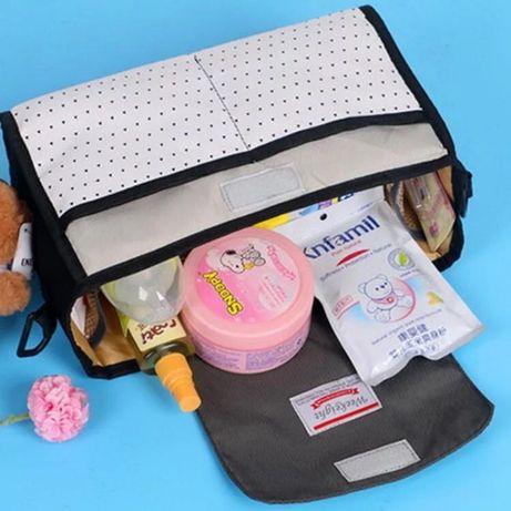 сумка для мамы на детскую прогулочную коляску YOYA.йойа, любую другую
