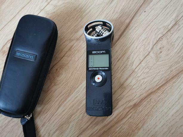 Rejestrator dźwięku Zoom H1 Handy Recorder