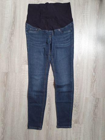 Spodnie ciążowe H&M mama L XL 42 jeansy, dżinsy