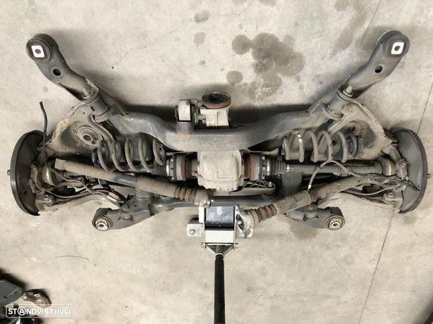 Charriot traseiro Audi A6 C6 4FH 2.7 TDI ALLROAD