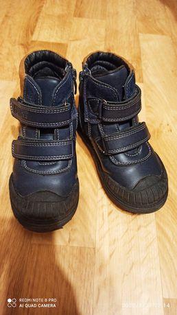 Ботинки для мальчика полуботинки полусапожки