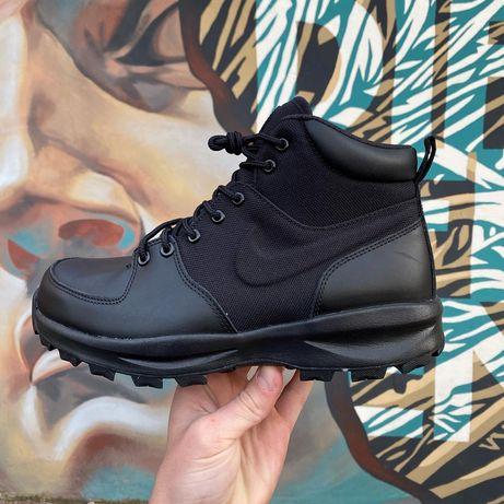 Оригінальні зимові кросівки Nike Manoa Leather