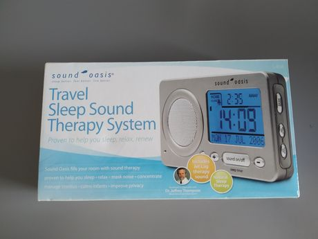 Travel Sleep Sound Therapy System S-850