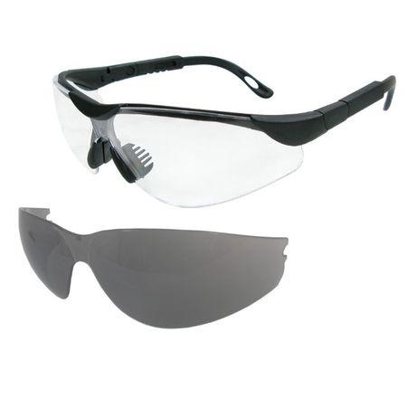 Okulary ochronne HIT dwie soczewki nieparujące PROFUS grupakamix