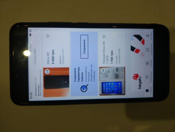 Мейзу м5 смартфон на 2 симки