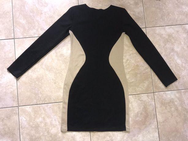 Платье с длинным рукавом осеннее плаття осіннє