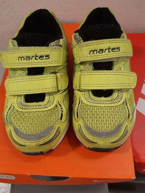 Adidasy żółte Martes r. 24
