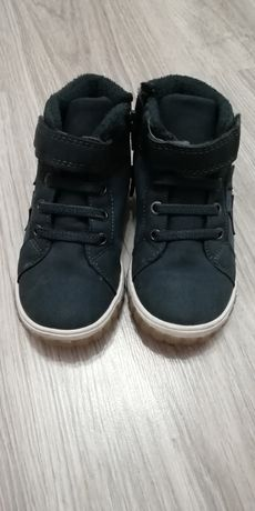 Buty dziecięce ocieplane 25