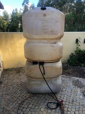 Depósito de Gasóleo