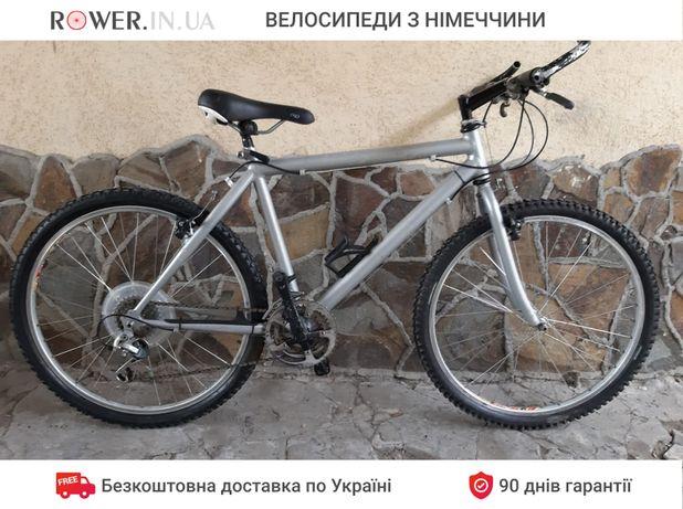 Алюмінієвий гірський велосипед бу SILVER 26 D32 / Велосипеды mtb