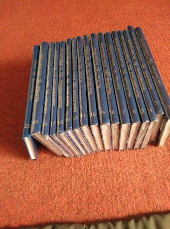 17 livrosde coleção, novos