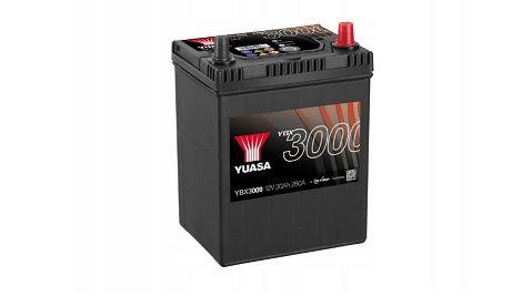 Akumulator YUASA YBX3009 30Ah 280A Promocja!!!