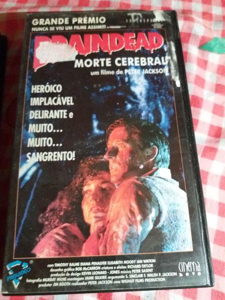 Briandead morte cerebral VHS