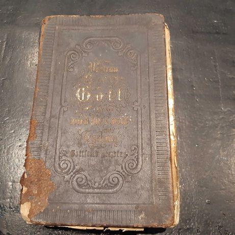 Śpiewnik ewangelicki 1894 Evangelisches Gesangbuch Ost- und Westpreuße