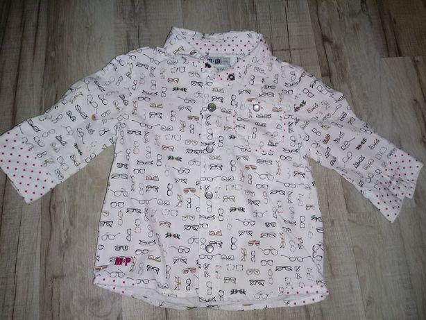 Koszula chłopięce 74cm