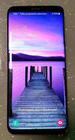 Samsung Galaxy S9, idealny, 64GB, 4GB ram