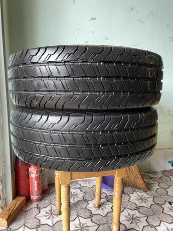 215/65/R16C 109/107R Continental ContiVanContact 100 шины резина пара