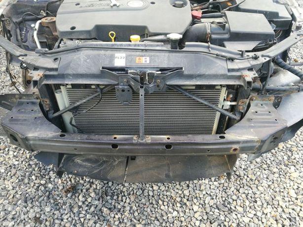 Pas przedni z chłodnicami Mazda 6 gg Kombi 2006 polift 2.0D 143km