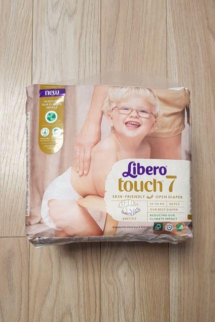 Подгузники Либеро 7 touch