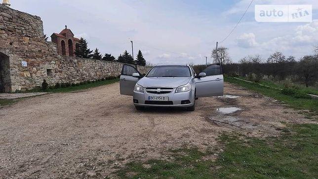 Chevrolet Epica  газ-бензин