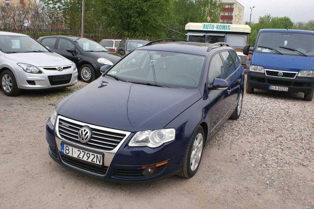 VW Passat 1.9Tdi 2008r Możliwa zamiana