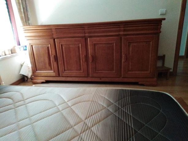 Móvel de sala - madeira pinho