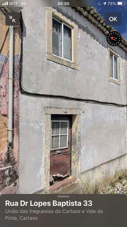 Casa centro Cartaxo para recuperar