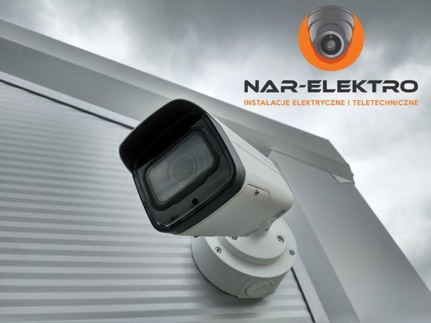 Montaż kamer, alarmów, automatyka, monitoring DARMOWA WYCENA