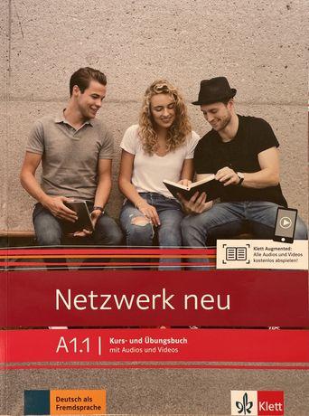 Netzwerk neu, A1.1(kurs-und Übungsbuch mit Audios und Videos)
