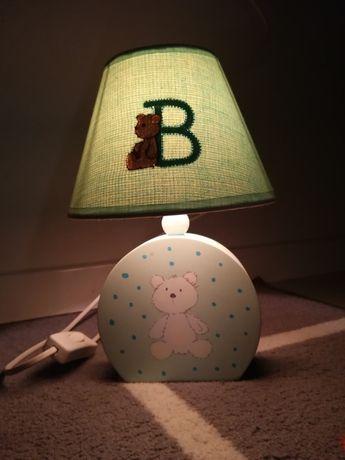 lampka nocna dla dzieci do pokoju dzięcięcego