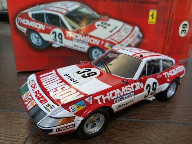 Model KYOSHO Ferrari 365 GTB4 Competizione #39, 08164F, 1:18