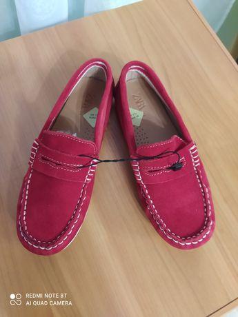 Туфлі,  взуття для хлопчика ZARA