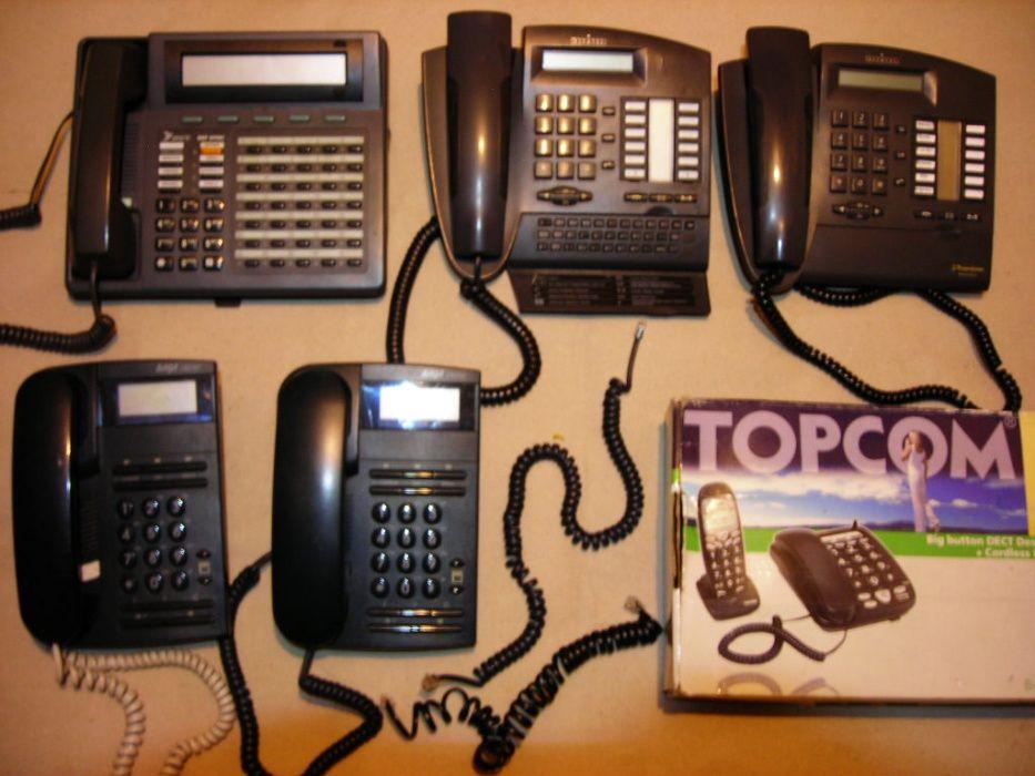 Alcatel DGT 3490 Saga Topcom telefon stacjonarny przenośny cyfrowy Białystok - image 1