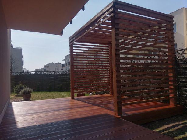 woodyou.waw.pl Tarasy drewniane, kompozytowe, elewacje, altany pergole