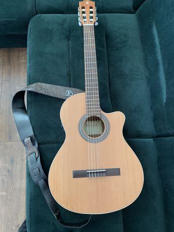 Gitara elektroklasyczna Alhambra nature cw ez ZAMIANA