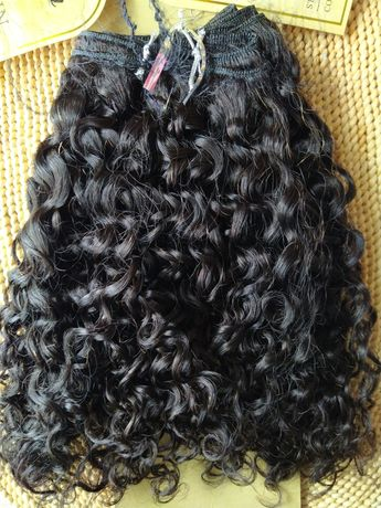 Волосы натуральные  Трессы для наращивания RUSH Virgin Brazilian