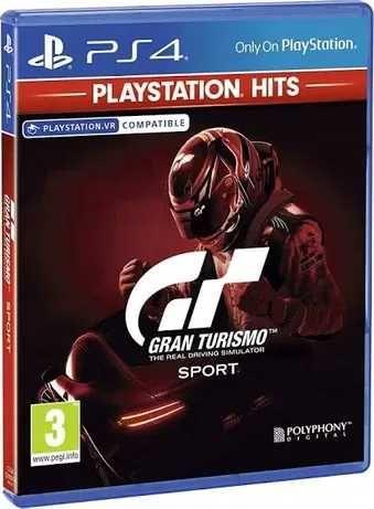Grand Turismo Sportna ps4