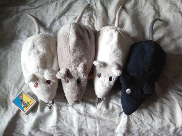 IKEA Мягкая игрушка мышь мышка икеа крыса крыска Gosig Mus Gosig Ratta