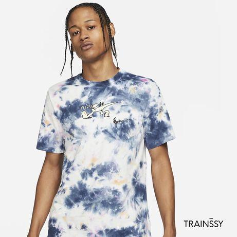 Футболка оригинал! Nike Men's Sportswear Tie-Dye T-Shirt, DJ5302-492,S