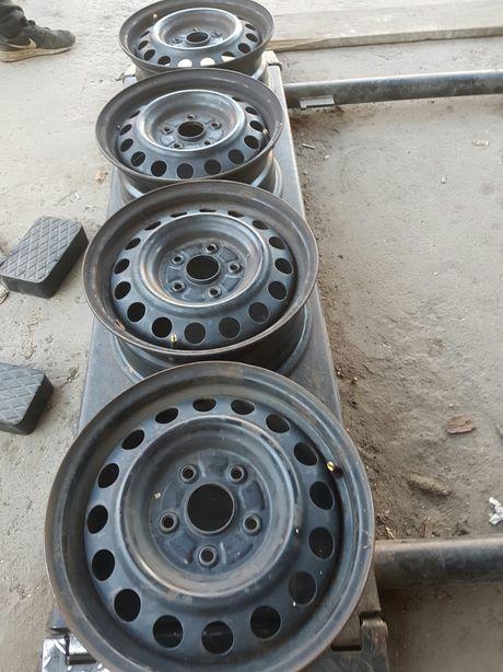 Felgi Stalowe Suzuki Swift R15 5x114.3 ET50 6J