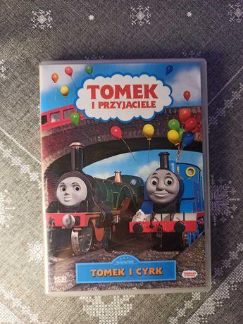 Bajka Tomek i przyjaciele płyta CD
