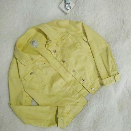 Куртка джинсова S-Oliver