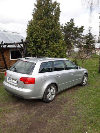 Audi A4B7 LPG 2.0 2005 zadbana