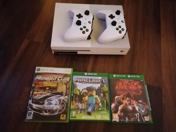 Xbox one s konsola
