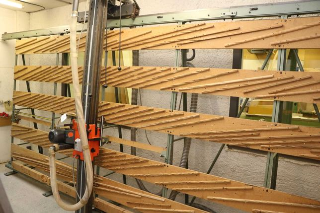Piła Panelowa pionowa Holz-Her